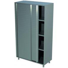 Armoire inox 1400 x 600 2 portes