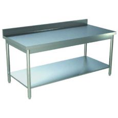 Table de travail 800 x 800 (version adossée)